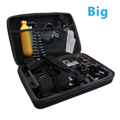 Reizen Opslag Collection Bag Case Box voor Gopro Hero 3-4-5-6 Sj4000 Xiaomi Yi Action Camera Soocoo