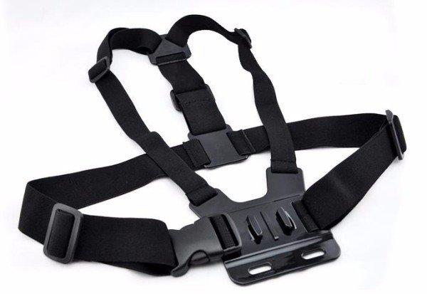 Action Cam Accessoires Borst Hoofdband Drijvende Bobber Mount voor Gopro Hero 4-3 + 2 XiaoYi SJCAM S