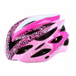 MyXL KINGBIKE Fietshelm Roze Vrouw Road Fietshelm Ultralight Mountainbike Helm Eps MTB Fietshelm Licht Protone Kask