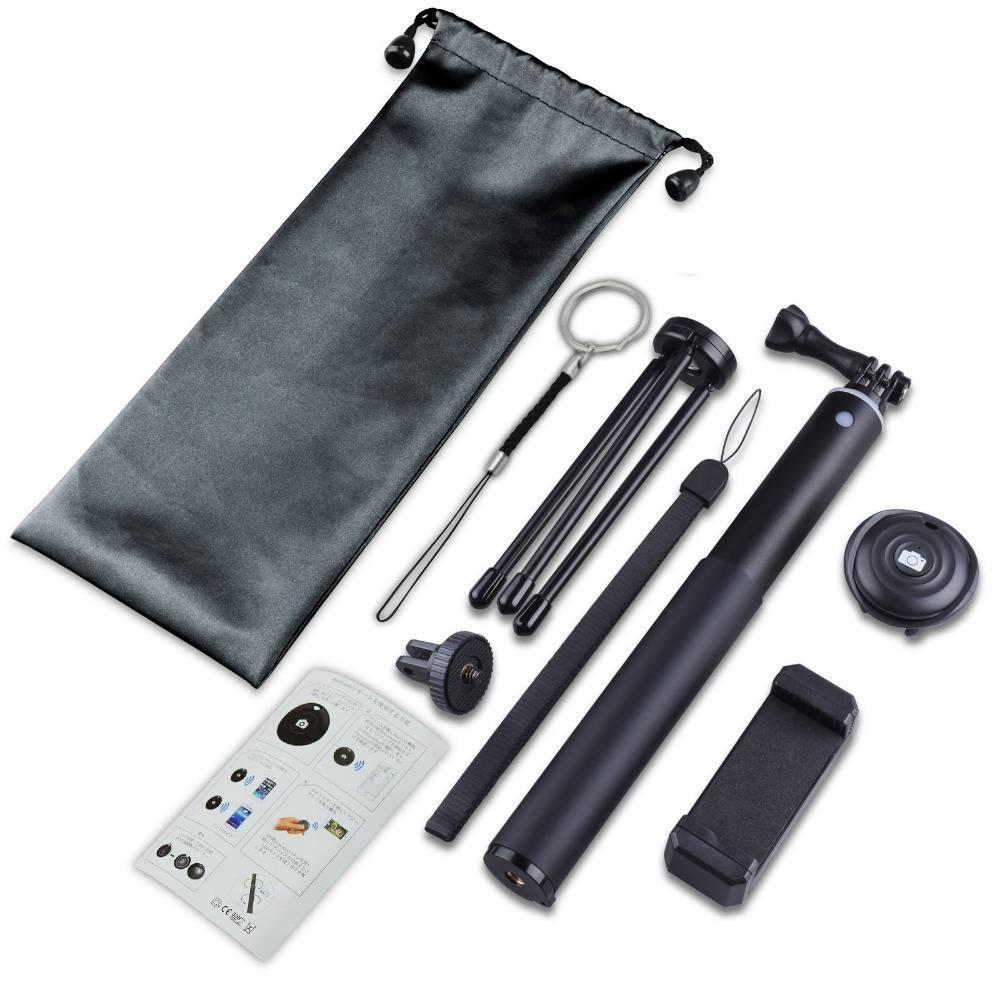 Mobiele Telefoon Statief Met Bluetooth Afstandsbediening Mini Statief voor Sport Camera Mobiele Smar
