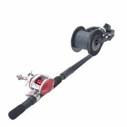 MyXL ECOODA Vislijn Spooler Draagbare Reel Spool Spoolen Station Systeem voor Spinning of Baitcasting Visserij-reel Lijn Winder