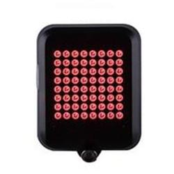 MyXL 64 LED Fiets Achterlicht Waterdicht Intelligente Automatische Inductie Steering Brake USB Opladen Veiligheid MTB Waarschuwing Nachtlampje
