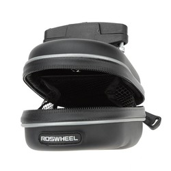 MyXL Roswheel Waterdichte Fietstas Achter Fietsen Fiets Zadeltas Met Opknoping Ring EVA Bergweg Mtb Seat Pounch