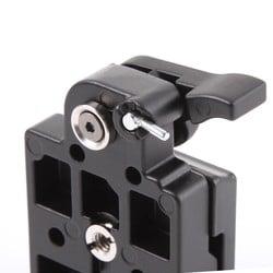 MyXL Camera 323 RC2 Quick Release Plaat & Klem Adapter voor Manfrotto Statief Monopods 200PL-14