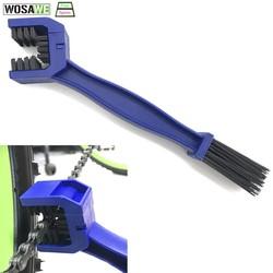 MyXL Fietsketting Schoon Borstel 2 in 1 Cleaner Scrubber Crankstel Borstel Tool Plastic Fietsen Motorfiets Schoon Accessoires