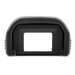 MyXL EF Zoeker Rubber Eye Cup Oculair Oogschelp voor Canon 650D 600D 550D 500D 450D 1100D 1000D 400D SLR Camera