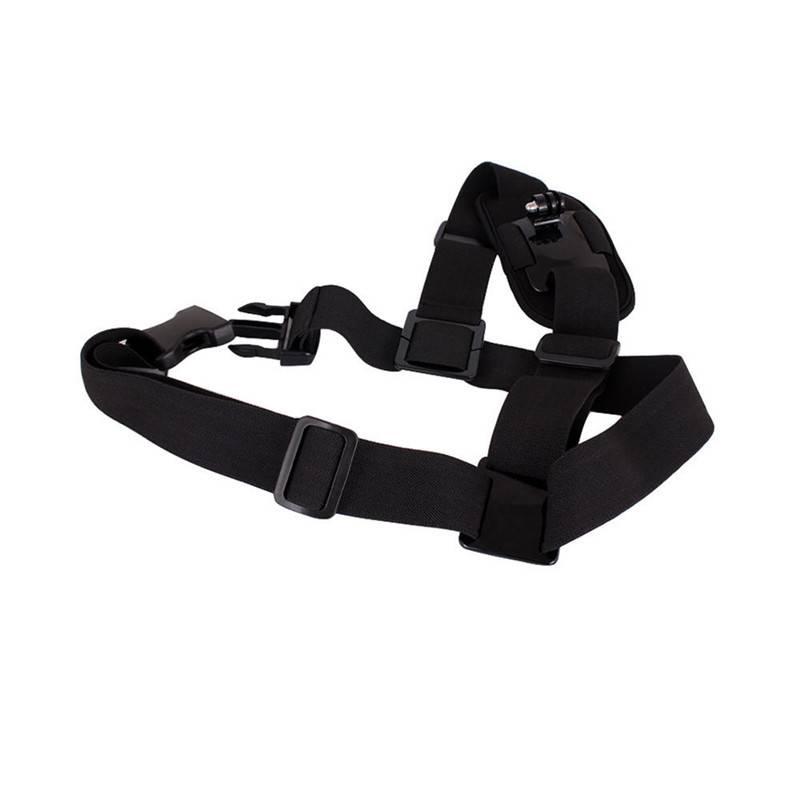 Verstelbare schouderriem mount harness voor xiaomi yi sport action camera accessoires sjcam sj4000-s
