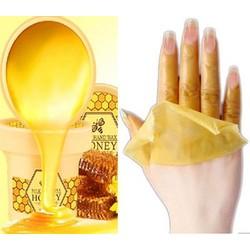 MyXL Hand wax honingwax 120g behandeling handen whitening masker huidverzorging verwijderen dode huid peeling exfoliator spa hydraterende