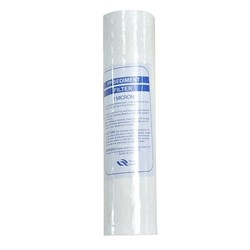 MyXL 4 stks Waterzuiveraar 10 Inch 1 Micron Sediment Waterfilterpatroon PP Katoen Filter Water Filter Systeem Water Polypropyleen