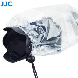 "MyXL JJC 2 STKS Camera Regenjas DSLR met Lens tot 11 ""(28 cm) lange en 7"" (17 cm) brede Regenhoes Mirrorless Camera doorkijkmodel Jas"