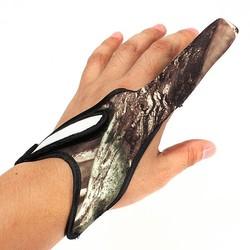 MyXL Casting Handschoen Vinger Kraam Protector Zee Fly Karpervissen Camouflage