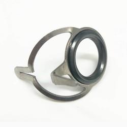MyXL SHUNMIER 9 stks Keramische Gids Ringen Rvs DIY Boot Staaf Casting Snakehead Hengel Tips Ring voor Repareren Accessoires