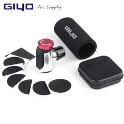 MyXL GIYO Co2 Pomp Voor Fiets Schrader Presta Adapter Bike Pomp Inflator Aluminium Tire Tube Mini Hand Fiets Pompen GEEN Co2 Cartridge