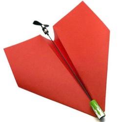 MyXL Aandrijving voor Papieren Vliegtuig