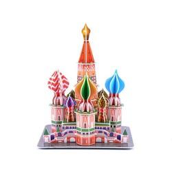 MyXL 3D Puzzels Gebouwen Moskou