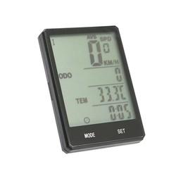 MyXL Draadloze Fiets Computer Snelheidsmeter Kilometerteller Regendicht Fietsen Computer Bike Meetbare temperatuur Stopwatch