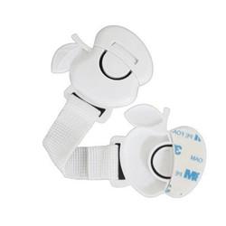MyXL Apple Shape Baby Kind Kids Veiligheid Bescherming Kast Kabinet Koelkast Lade Deur Wc Plastic Lock Klink Lint Strap