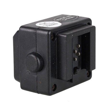 Camera Flash LightShoe Adapter Socket voor Canon Nikon Yongnuo Flash voor Sony Alpha A350 A450 A550