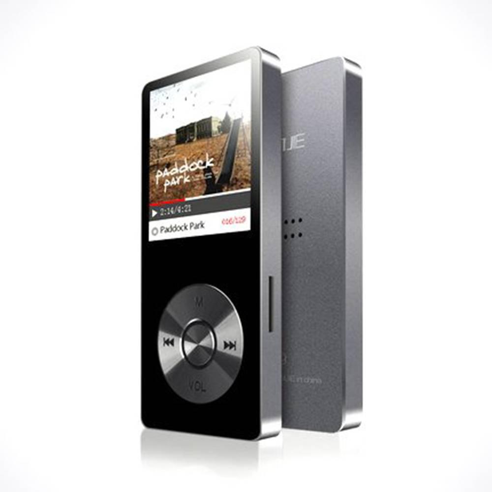 Metalen 1.8 Screen Muziekspeler benjie Draagbare Digitale Audio Speler OrigineleSpeler MP3 met FM Ra