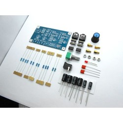 MyXL Draagbare Hoofdtelefoon Versterker Board Kit AMP Module Kit Voor Classic 47 DIY met case