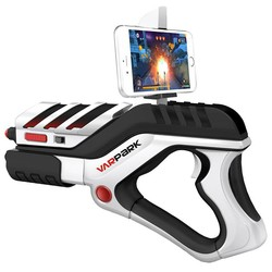 MyXL HAOBA Draagbare Bluetooth 4.4 AR-Gun VR AR Game Gun controllers AR speelgoed Game Gun met 3D AR Games voor iPhone Android Smart telefoon