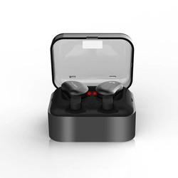 MyXL LETTERGREEP D9 TWS Bluetooth Oortelefoon True Draadloze Stereo Oordopjes Waterdichte Bluetooth Headset voor Telefoon HD Communicatie Draagbare