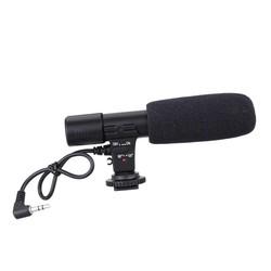 MyXL 3.5mm Mic-01 Opname Microfoon Digitale Video DV Camera Studio Stereo Camcorder voor Canon Nikon Pentax SLR Camera