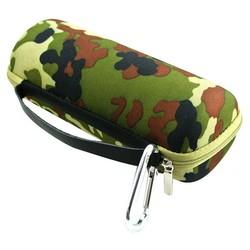 MyXL Draagbare Reizen Beschermhoes voor JBL FLIP 3 FLIP3 Bluetooth Speaker Carry Bag Cover Camouflage Outdoor Opbergdoos