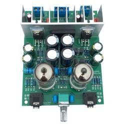 MyXL Aiyima Hifi 6j1 buizenversterker audio board LM1875T Hoofdtelefoon versterkers Voor DIY kits Pre-amp audiophile
