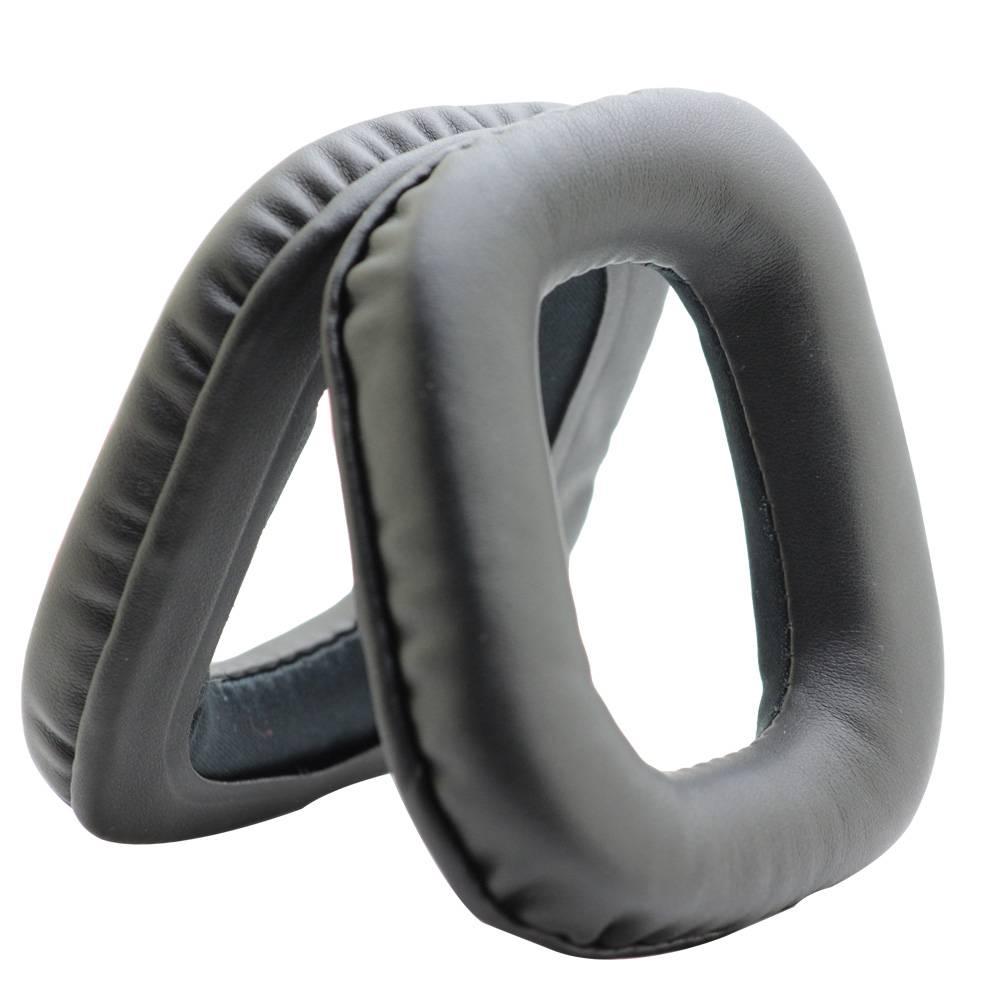 Poyatu Zwart Oorkussen Voor Logitech G35 G930 G430 F450 Hoofdtelefoon Oorkussen Oorkussen Cups Oor C