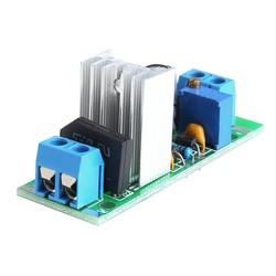 MyXL Suite LM317 Module Verstelbare Voeding Gereglementeerde Plaat Gelijkrichter AC/DC Input