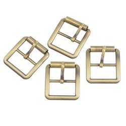 MyXL Hoomall 10 Stks Metalen Schoenen Gespen Clips DIY Schoenen Tassen Riem Gespen Naaien Kledingstuk Accessoires Brons Tone 30mm x 27mm