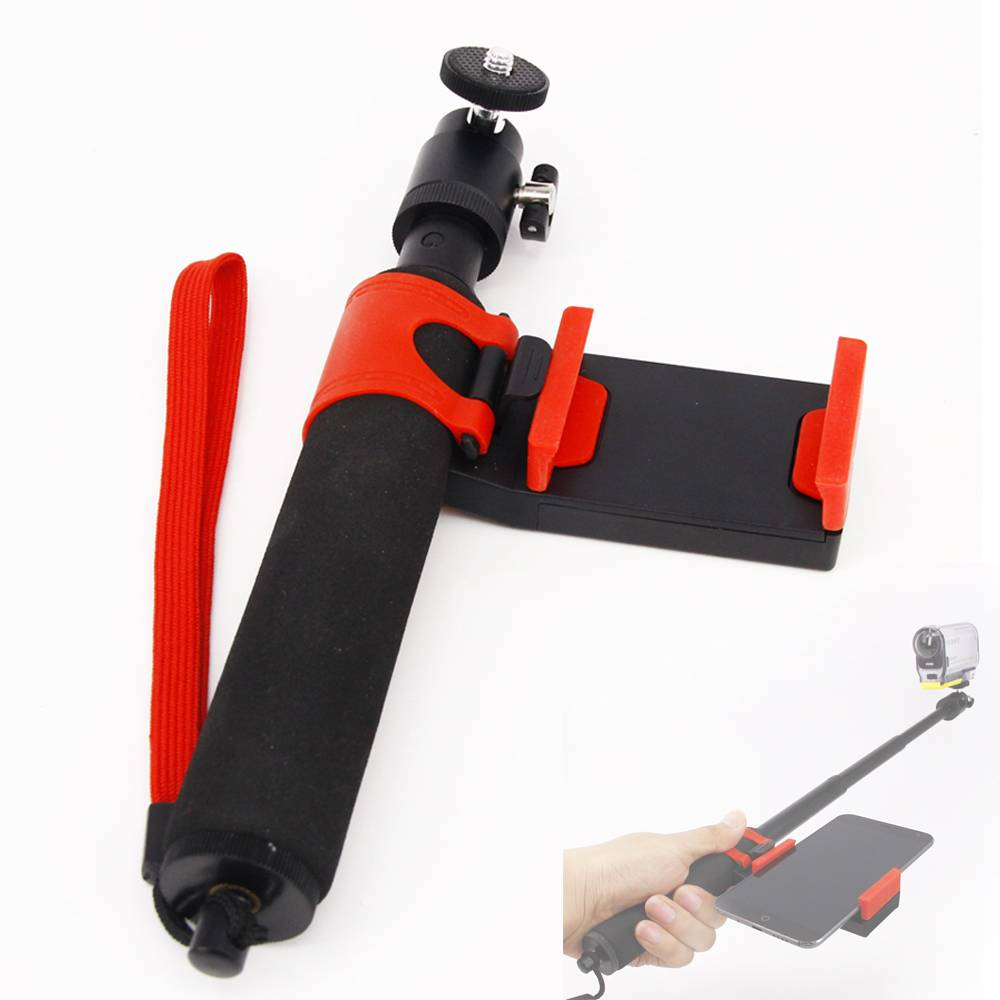 HDR-AS100V AS200V AS30V AS15V AZ1 FDR-X1000V Extended Monopod voor Sony Action Cam Remote accessoire
