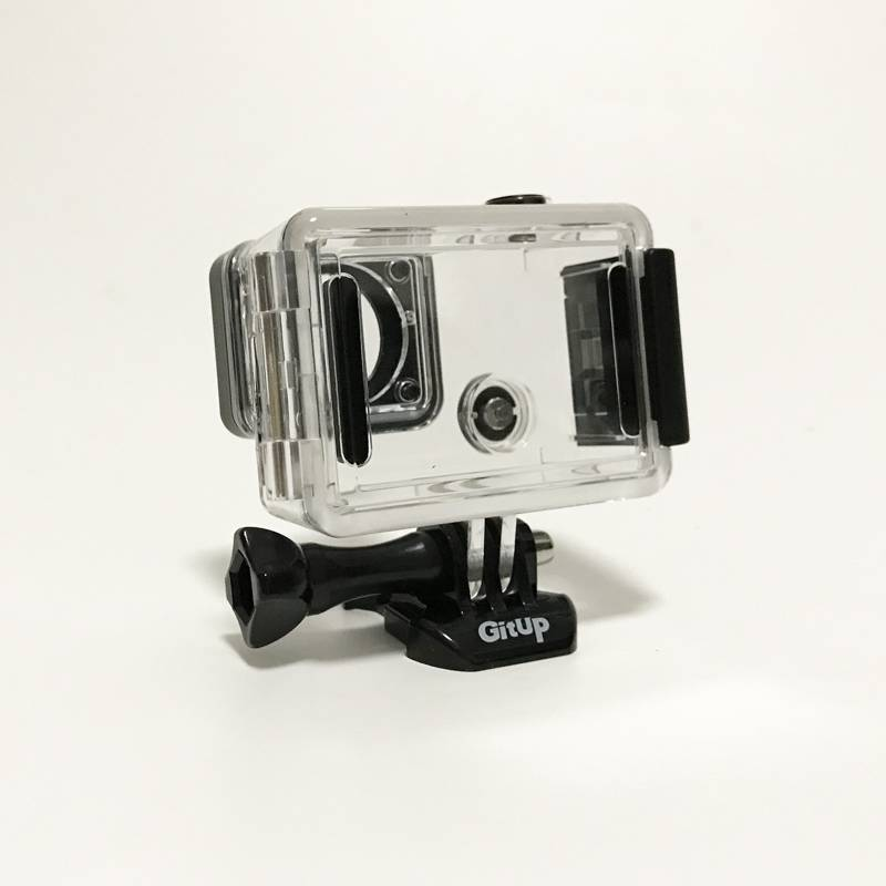 Originele Onderwater 30 M Waterdichte Case Voor GitUp GIT2P 90 Graden FOV Action Camera