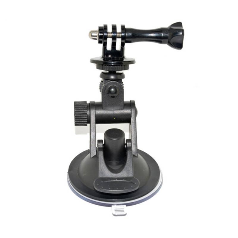 Auto Zuignap Houder Voor Gopro Auto Mount Houder Statief Adapter voor EKEN-SOOCOO-YI Action Camera
