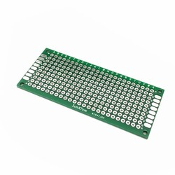 MyXL 5 stks 3x7 cm FR4 Prototype PCB Board Dubbelzijdige Printplaat DIY Universele Fiberglass Protoboard