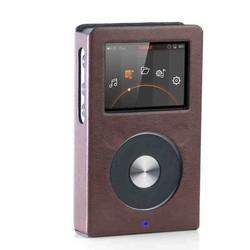 MyXL LC-FX3221 Kunstleer case voor Loseless Hifi Muziekspeler Fiio X3 2nd gen (Fiio X3 II)