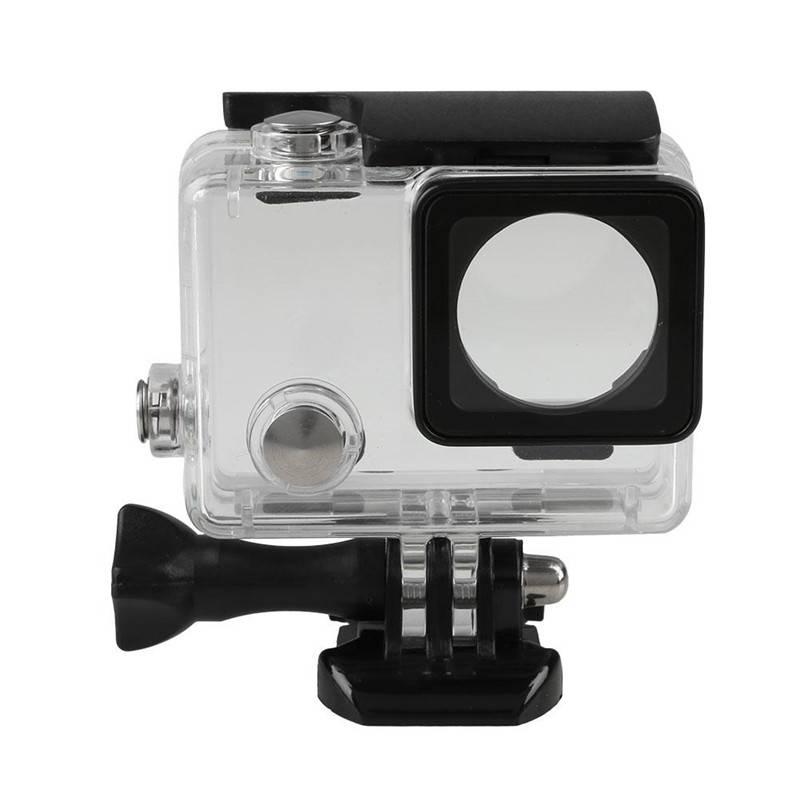 Gizcam Waterdichte Behuizing Mount Onderwater Beschermhoes voor Gopro Hero 3 + 4 Action Sport Camera