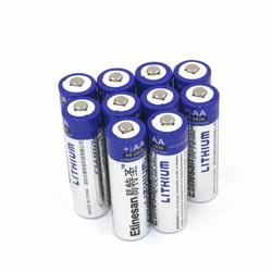 MyXL 10 stks/partij etinesan super krachtige lithium 1.5 v krachtige aa enkele gebruik batterijen goede prijs en quality.15-jaar plank leven
