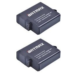 MyXL 2 Stks Volledig Gedecodeerd 1600 mAh Batterij voor GoPro Hero 5 Hero 6 GoPro Camera AHDBT-501 AHDBT 501 Gopro Hero5 4 K Camera