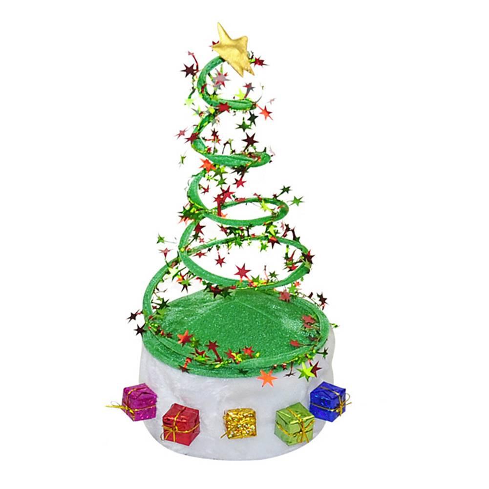 Creatieve Persoonlijkheid Lente Caps Ster Kerst Hoed xmas Ornamenten Party Decoratie Kostuums Beanie