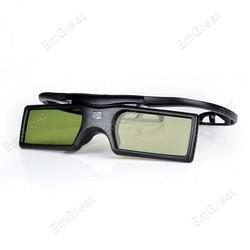 MyXL 2 stks/partij bluetooth 3d shutter actieve tv bril voor samsung panasonic sony 3d tv universele tv 3d bril gafas 3d p0016935