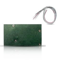 MyXL 13 S Lithium Batterijen Bescherming Boord 13 S 48 V/54.6 V 15-45A 18650 Li-Polymer Batterij Bescherming BMS PCB