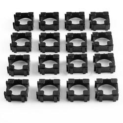 MyXL 100 stks 18650 Batterij Mobiele Houder Veiligheid Spacer Uitstraalt Shell Opslag Beugel Mayitr Geschikt Voor 1x18650 batterij