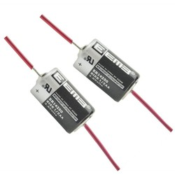 MyXL 2 Stks/partij EEMB ER14250 1/2AA 3.6 V 1200 mAh Lithium Batterij Met lassen
