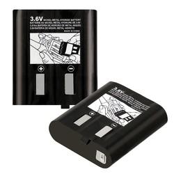 MyXL 2 Packs een set700 mah batterij voor motorola kebt-071-d kebt-071-c kebt-071-b kebt-071-a 53615