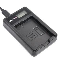 MyXL LCD USB Oplader voor EN-EL14 EN-EL14a ENEL14 Batterij voor Nikon P7800, P7100, D3400, D5500, D5300, D5200, D3200, D3300, D5100, D3100, Df.