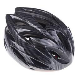 MyXL Fietshelmen Matte Black Mannen Vrouwen Fietshelm Terug Licht Weg Mountainbike Integraal gegoten Fietshelmen