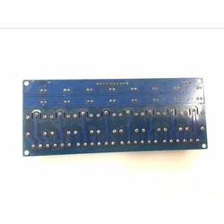 MyXL 8 Kanaals Relaismodule bedieningspaneel 12 V Lage niveau trigger voor arduino PLC