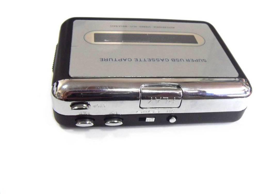 Cassette speler USB Cassette MP3 Converter Capture Audio Muziek speler Converteren muziek op tape om